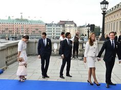 STOCKHOLM (AP) — King Carl XVI Gustaf of Sweden is celebrating 40 years on the thron