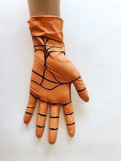 Sketching, Gloves, Leather, Fashion, Hands, Moda, La Mode, Fasion, Fashion Models