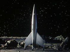 Destination Moon – Design and Performance of the Rocketship Luna – RetroRockets Aliens, Mysterious Universe, Retro Rocket, Classic Sci Fi, Classic Cars, Sci Fi Movies, Space Movies, Fiction Movies, Moon Design