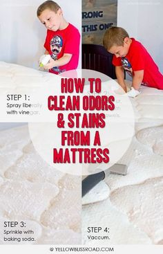 Maintaining a clean and good smelling mattress can be rather challenging. Whether you have a baby in the house or a pet, it becomes almost impossible to ke