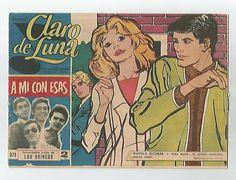 Colección Claro de Luna Nº 372 Los Brincos