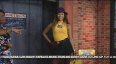 Breakfast With Cars, Fall Fashion, Music and More Today in the News w/ @tvmarksallen @GoodDayCourtney