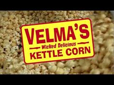 Gift Ideas For College Students - Kettle Corn! $20 http://velmas.org
