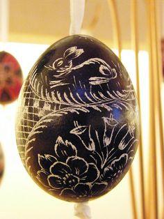 Kraslice (Czech Easter Eggs) by WageSlavery, via Flickr