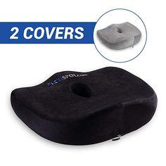 Heightening Orthopaedic Luxury Mat Support Cushion Wedge Booster Foam Car Office