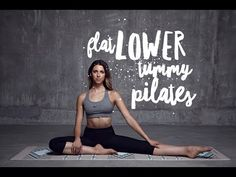 Remodel your Body Practicing Yoga - Flat Lower Tummy Pilates Fitness Workouts, Fitness Herausforderungen, Great Ab Workouts, At Home Workouts, Health Fitness, Month Workout Challenge, Workout Schedule, Pilates Barre, Pilates Workout