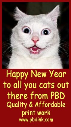 Book Printing Companies, Happy New Year, Magazines, Cats, Books, Prints, Movie Posters, Journals, Gatos