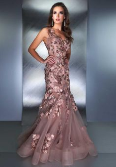 MacDuggal Couture 78581D at Prom Dress Shop