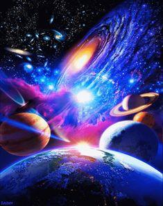 Tierra, una fantasía sobre el Universo.
