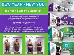 Forever F.I.T. is an advanced nutritional, cleansing and weight-management program designed to help you look and feel better in three easy-to-follow steps: Clean 9, F.I.T. 1 and F.I.T. 2. Clean 9 w...