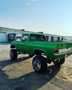 Chevy K10, Monster Trucks, Vehicles, Pickup Trucks, Car, Vehicle, Tools