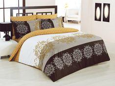 Lenjerie de pat Ranforce Valentina V1 #homedecor #inspiration #interiordesign #bedroom #bedroomdecor #design #autumn Comforters, Blanket, Bed, Furniture, Design, Home Decor, Creature Comforts, Quilts, Decoration Home