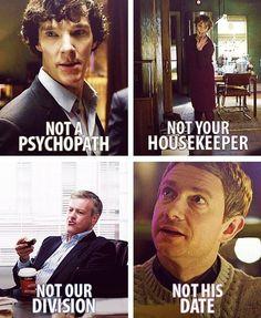 Sherlock (BBC).