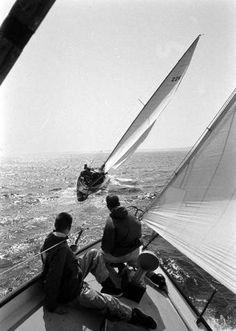 lets sail away love. Sail Racing, Sailor Moon, Classic Sailing, Sailing Adventures, Out To Sea, Sail Away, Tall Ships, Catamaran, Sailing Ships