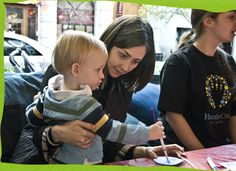 Check out this awesome site for tons of volunteer ideas for the whole family!