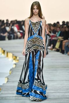 Roberto Cavalli Spring 2015 Ready-to-Wear - Collection - Gallery - Look 46 - Style.com