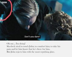 Why can't John accept sherlock's help. Mary is the one who killed herself, it isn't Sherlock's fault.