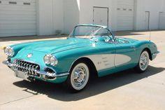 """Dad's 1960 Corvette """"vert"""""""