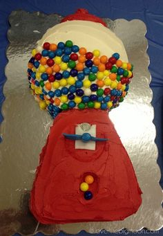 The Boy Scout Party Ideas Cub Scouts Archives Over The Big Moon Boy Scout Holiday Party Ideas Interior D daily room and apartment patio decorating exterior covers ideas DIY and lowes patio tables ikea furniture garden exterior Candy Cakes, Cupcake Cakes, Cupcakes, Cupcake Ideas, Bubble Gum Machine, Sweet 16 Parties, Kid Parties, Pokemon, Gold Cake