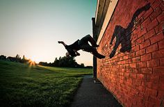 Incredible World of Parkour (19 photos) - My Modern Met