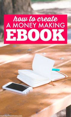 Learn How to Create a Money Making Ebook << Abby Lawson // Making Sense of Cents