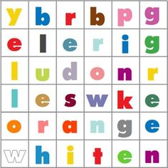 Printable Puzzles for Children