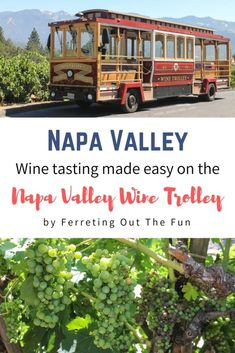 Napa Valley Wine Trolley review for the castle tour and tasting // #California #traveltips