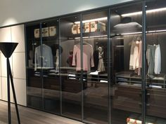 20 beautiful glass walk in closet designs glass doors doors and glass how to pick the closet system that best suits your style glass closet doorsglass planetlyrics Gallery