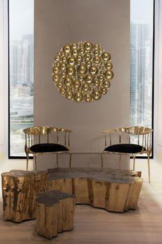 Click to Visit our Blog and discover how to style coffee and side tables like a designer! #chandelier #bocadolobo #interiordesign #luxurylifestyle #homedecor #interiorvibes #luxurydiningroom #dining_room #brabbu #lightingideas #luxurychandelier #diningtabe #suspentionlamp #bathroom #brabbu #maisonvalentina #versace #insplosion #luxurylivinggroup # #lightingdesign #architecture #housedecoration #homedesign #bestinteriordesign #lightingideas #luxurydesign #fendi #hermes #fendicasa Coffee Table Inspiration, Living Room Inspiration, Style Inspiration, Top Interior Designers, Luxury Interior Design, Craftsman Furniture, Luxury Dining Room, Coffee Table Design, Modern Coffee Tables