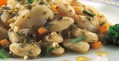 Haricot Tarbais de la Maison Le Delas à Rungis Pasta Salad, Potato Salad, Potatoes, Ethnic Recipes, Food, Fine Dining, Products, Home, Crab Pasta Salad