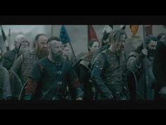 Vikings: Season 5 Official Trailer - YouTube Vikings Season 5, Vikings Tv Show, Show Video, Video Film, Trailer Film, Farm Boys, Travis Fimmel, Official Trailer, Season 4
