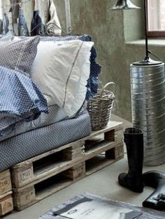 recycled bed design2