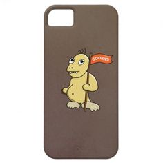 Funny Cookie #Monster #iPhone 5 Case $42.95
