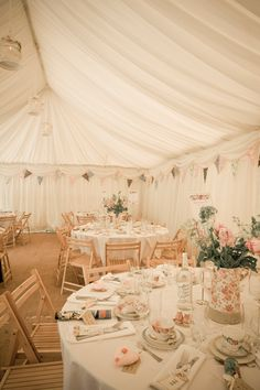 Another picture from the gorgeous summer fete wedding
