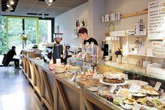 TOP 5 CAFÉS IN BERLIN - WESTBERLIN by iGNANT #retail #food