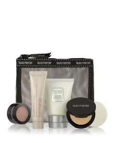 Gift with any $85 Laura Mercier purchase!