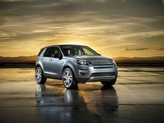 Land Rover Discovery Ingenium