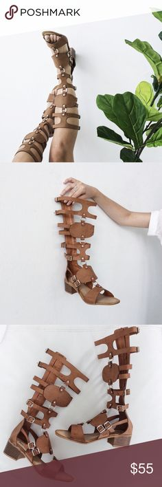 BUCCO Gladiator Sandals These statement leather gladiator sandals purchased from Nordstrom are perfect for any look this summer! Pair them with a dress, skirt, or shorts & feel like the coolest girl in the room. Hope you love it as much as we do! -XO Bucco Shoes Sandals
