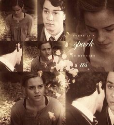 Tomione <3 Tom Riddle and Hermione Granger are my all time favorite ship!