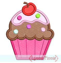 Lynnie Pinnie - Cupcake
