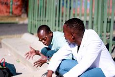 Nwabiso Mkhithika x Ntando Makhathini Johannesburg, South Africa Photographed by http://unorthodox-african.tumblr.com
