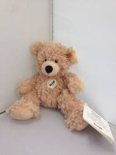 af9343143c Steiff Bear Fynn Teddy Bear Beige 111372