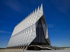 This would be wicked cool......impossible im sure....Air Force Academy Chapel Coloradon Springs