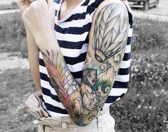 Sleeve by Yulia Yulia