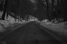 That winding road through the woods. Winding Road, Woods, Snow, Photography, Outdoor, Outdoors, Photograph, Woodland Forest, Fotografie