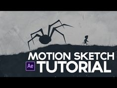 Motion Sketch After Effects Tutorial - YouTube
