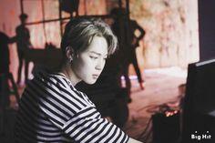 BTS (방탄소년단) Jacket Photoshoot [WINGS]