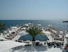Puro Beach Club Mallorca: I love it.