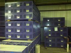 Used triple tier lockers Lockers For Sale, Used Lockers, Door Locker, Half Doors, Personal Storage