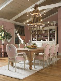 Luxury Furniture & Design: Steven Shell Furniture from England. Country Lady...